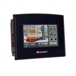 PLC controller with color HMI- Samba series 4.3 inch screen