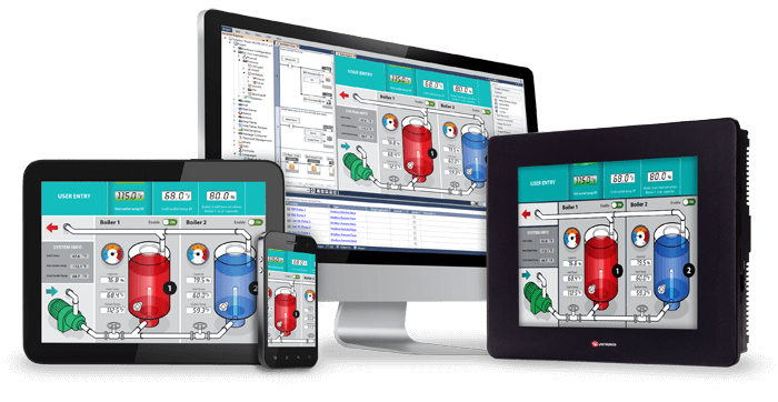 Unitronics: Award-winning Programmable controllers (PLC HMI All-in-One)