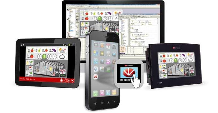 VisiLogic Software: Vision & Samba Programmable Controllers