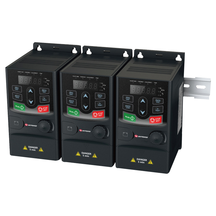 VFD - variable frequency drive by Unitronics- DIN rail_new
